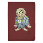 Cartoon Zombie Business Man Art by Al Rio Kindle 4 Cover