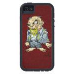 Cartoon Zombie Business Man Art by Al Rio iPhone 5/5S Case