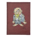 Cartoon Zombie Business Man Art by Al Rio Tyvek® Card Wallet