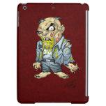 Cartoon Zombie Business Man Art by Al Rio iPad Air Covers