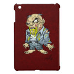 Cartoon Zombie Business Man Art by Al Rio Case For The iPad Mini