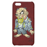 Cartoon Zombie Business Man Art by Al Rio iPhone 5C Cover