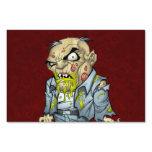Cartoon Zombie Business Man Art by Al Rio Yard Signs