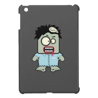 Cartoon zombie iPad mini cover