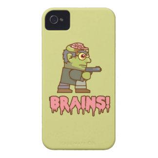 Cartoon Zombie iPhone 4 Cases