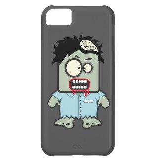 Cartoon zombie iPhone 5C case