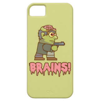 Cartoon Zombie iPhone SE/5/5s Case