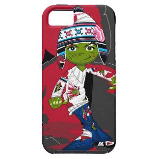 Cartoon Zombie Monster iPhone SE/5/5s Case