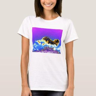 Cartoonish Clouds T-Shirt