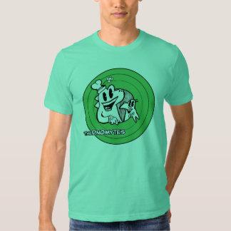 Cartoonish Steve and Larry T Shirts
