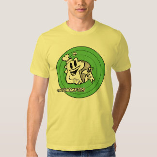 Cartoonish Steve and Larry T-shirts