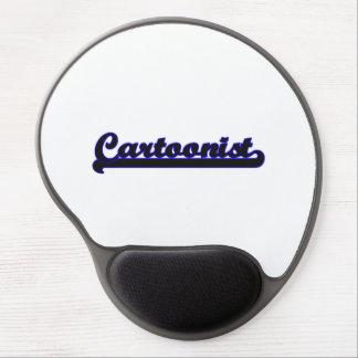 Cartoonist Classic Job Design Gel Mouse Pad