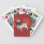 Cartoonize mi mascota barajas de cartas