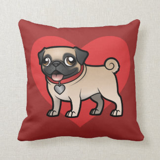 Cartoonize mi mascota almohadas