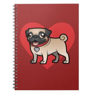 Cartoonize mi mascota cuaderno