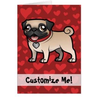 Cartoonize mi mascota felicitación