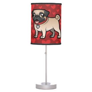 Cartoonize mi mascota lámpara de escritorio
