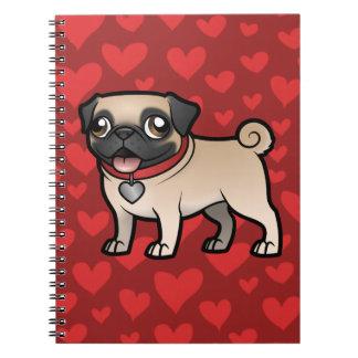Cartoonize mi mascota notebook