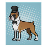 Cartoonize mi mascota póster