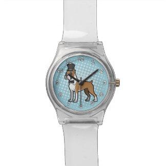 Cartoonize mi mascota relojes de mano