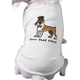 Cartoonize mi mascota camisa de perro