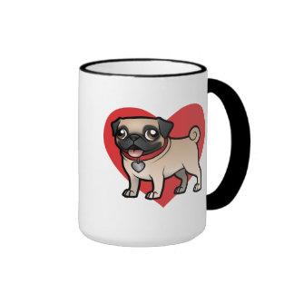 Cartoonize mi mascota tazas de café