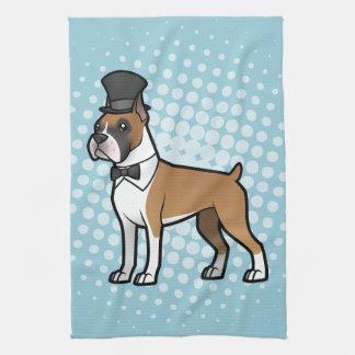Cartoonize mi mascota toalla