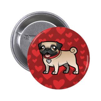 Cartoonize My Pet 2 Inch Round Button