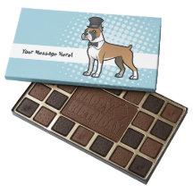 Cartoonize My Pet 45 Piece Box Of Chocolates