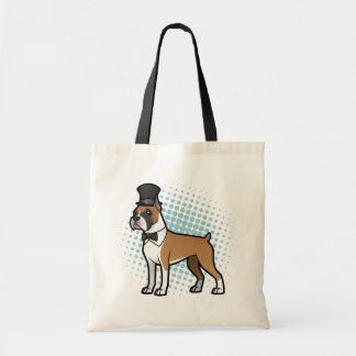 Cartoonize My Pet Canvas Bags