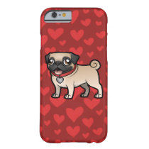 Cartoonize My Pet Barely There iPhone 6 Case