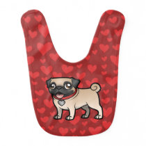 Cartoonize My Pet Bib