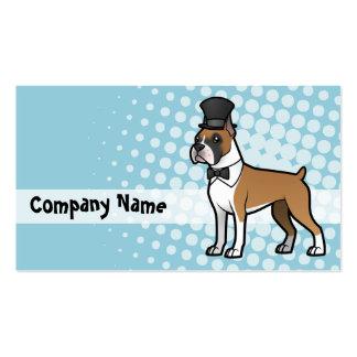 Cartoonize My Pet Business Card