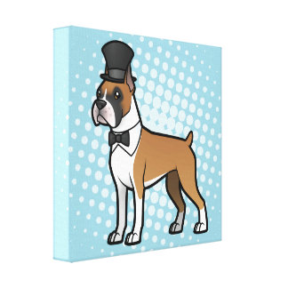 Cartoonize My Pet Canvas Print