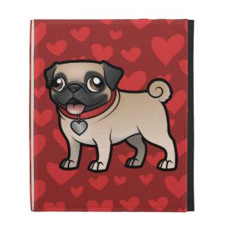 Cartoonize My Pet iPad Folio Cover
