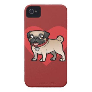 Cartoonize My Pet Case-Mate iPhone 4 Case