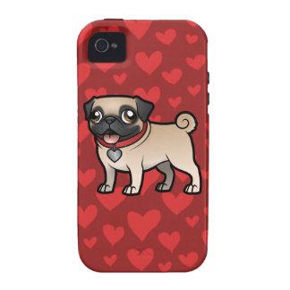 Cartoonize My Pet Case-Mate iPhone 4 Cases