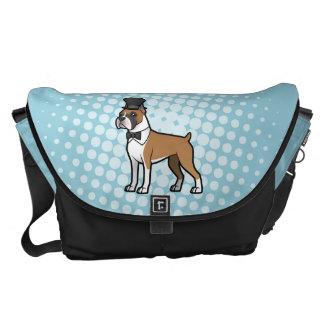 Cartoonize My Pet Courier Bag