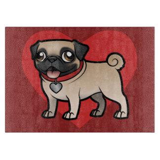 Cartoonize My Pet Cutting Board