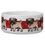 Cartoonize My Pet Dog Water Bowl