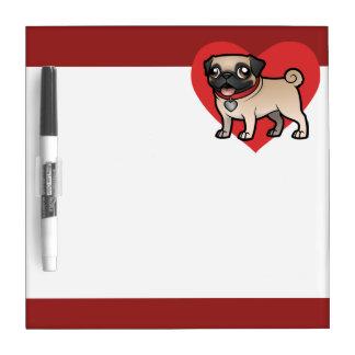 Cartoonize My Pet Dry-Erase Board