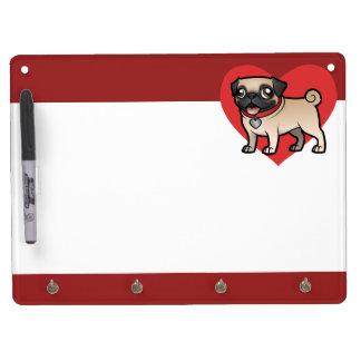 Cartoonize My Pet Dry-Erase Whiteboards
