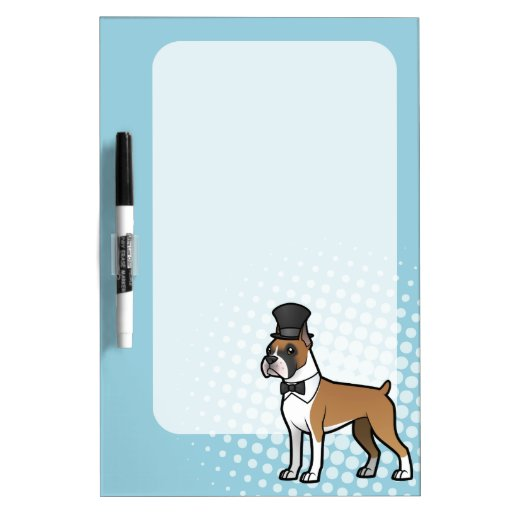 Cartoonize My Pet Dry-Erase Whiteboard