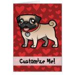 Cartoonize My Pet Greeting Card