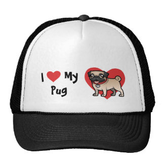 Cartoonize My Pet Trucker Hat