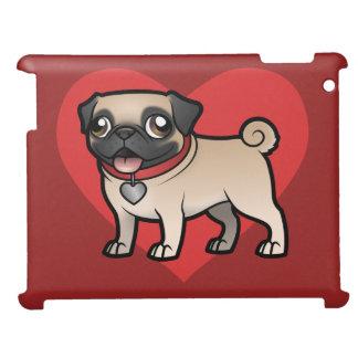 Cartoonize My Pet iPad Case