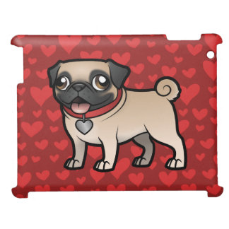 Cartoonize My Pet iPad Cases