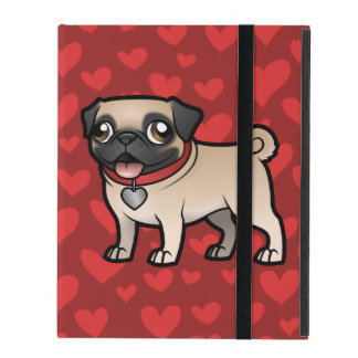 Cartoonize My Pet iPad Cover