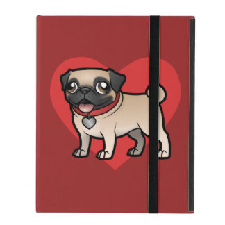 Cartoonize My Pet iPad Folio Case