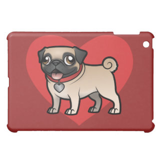 Cartoonize My Pet iPad Mini Cover